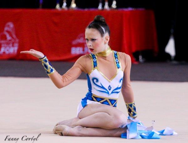 Championnat de France F�d�rale Cadette - 2�me Camille Farault