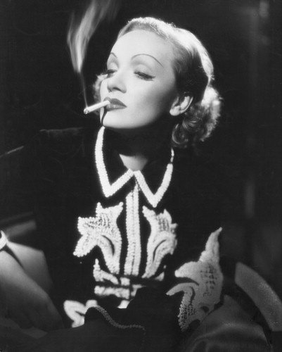 Marl�ne Dietrich
