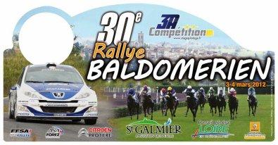 Rallye baldomerien 2012