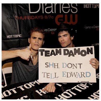 ~ Damon Salvatore ~