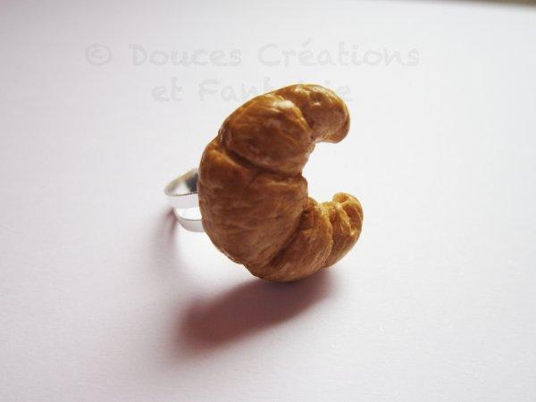Bague Croissant