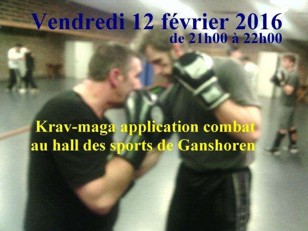 """le prochain rendez - vous des """"fighters"""" .."""
