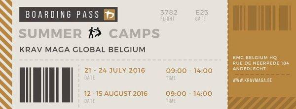 Summer Camps 2016