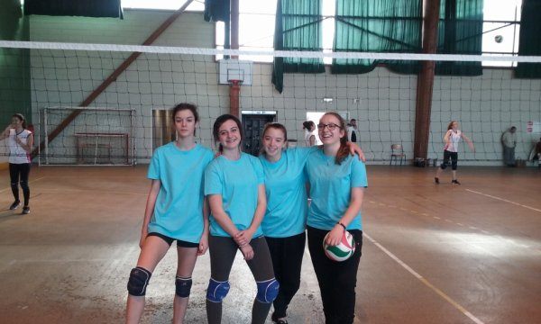 AS VOLLEY-BALL  CHAMPIONNAT DEPARTEMENTAL CADETTES