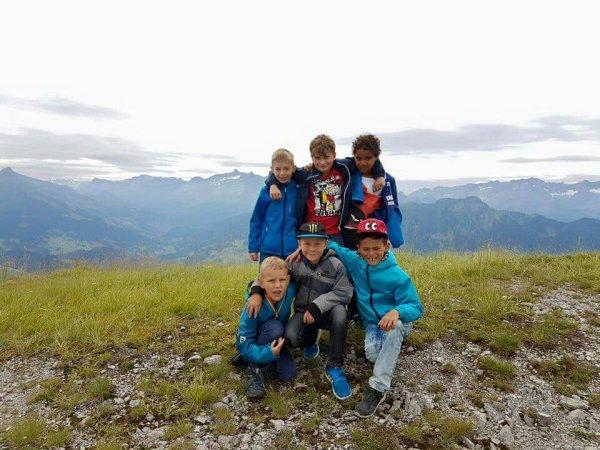 Camp Leysin :)