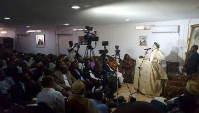 Sambi parle : Entre le Juwa et la Crc, tout va bien, mais…