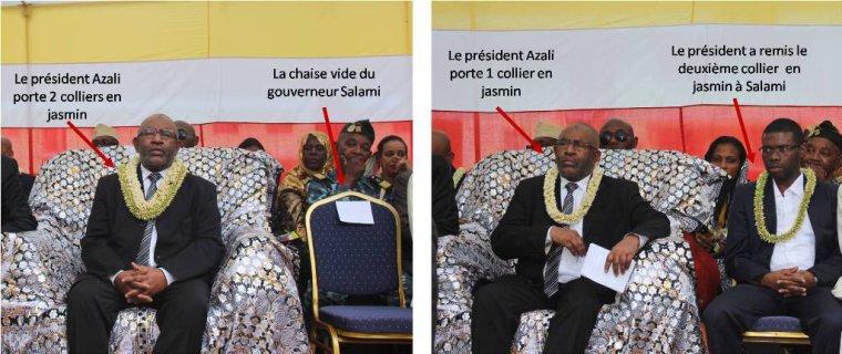 Journ�e de l'enseignement sup�rieur : Anjouan humili�e par le gouverneur Salami