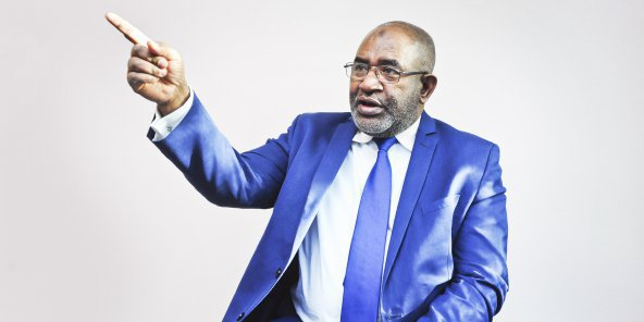 Azali Assoumani, président des Comores : « Je ne suis pas revenu pour régler des comptes »