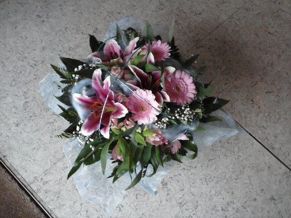bouquets d'hiver!!
