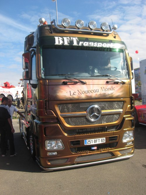 24h du mans camion 2010 leroutierdu85. Black Bedroom Furniture Sets. Home Design Ideas