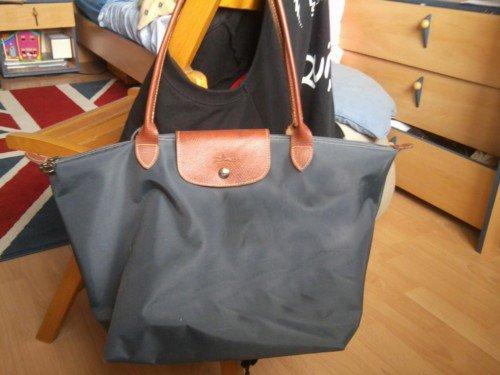 sac longchamp taille