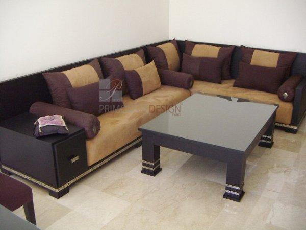 Salon oriental marocain moderne 11