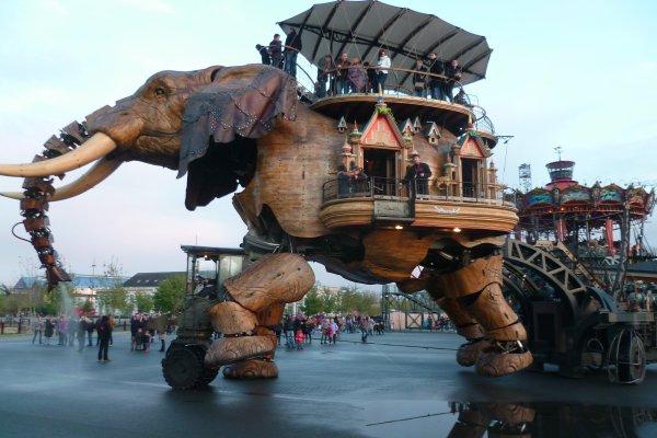 Nantes le carrousel des mondes marins rvj44 le blog qui donne la p che - Le carrousel des mondes marins ...