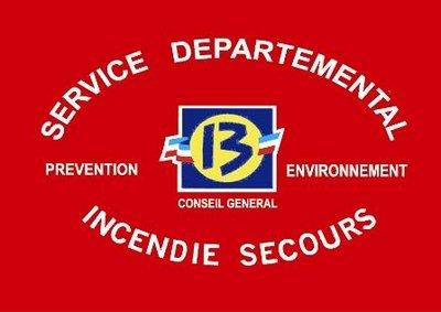 Sdis 13 bouches du rhone les sapeurs pompiers de france for Logo bouche du rhone