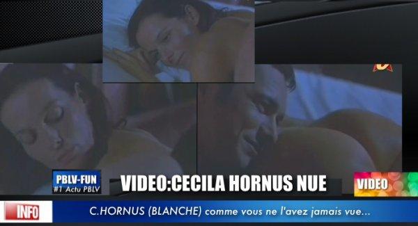 VIDEO: CECILIA HORNUS (BLANCHE PBLV) NUE