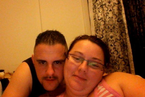 Tite présention de mon futur mari et moi <3