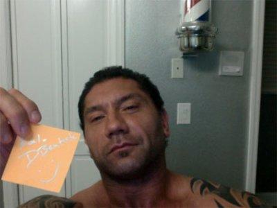 Batista sur Twitter !