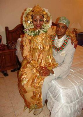 LE MARIAGE COMORIEN