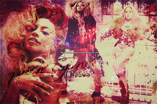 * ● ● Ta source d'actualités sur la belle et talentueuse Beyoncé Giselle Knowles ! *