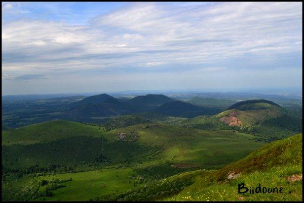 """"""" Au sommet du Puy de D�me, c'�tait un peu comme �tre sur le Toit du Monde """""""