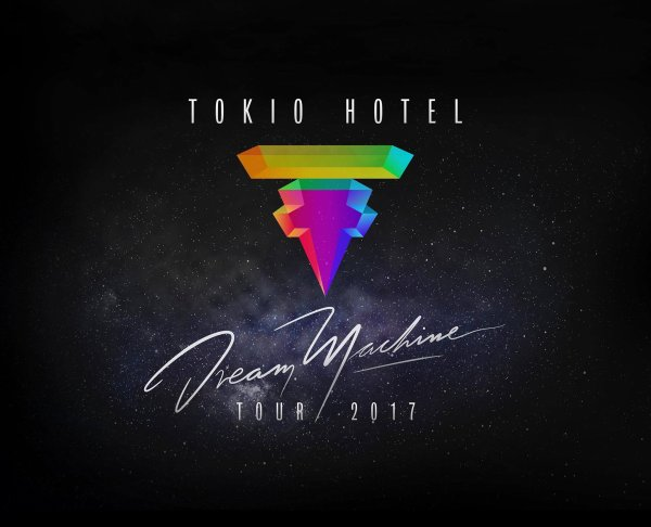 Nouvelle tournée Internationale : The Dream Machine Tour 2017