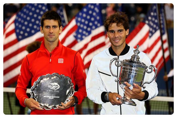 US Open 2013 : Les finales et le palmarès
