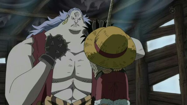 rencontre ace luffy
