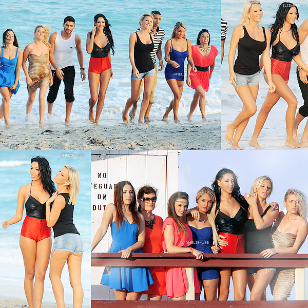 News photo d'am�lie dans les anges 5.