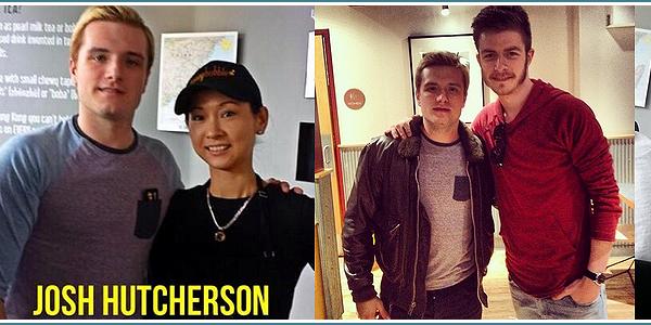 ■ Nouveaux stills. � Votre source fran�aise sur Josh Hutcherson.