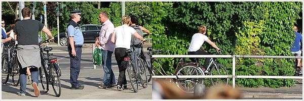 04 Juin 2014 : Josh a �t� vu faisait du v�lo dans les rues de Berlin en Allemagne ! Josh �tait pr�sent dans la ville de Berlin pour les besoins du tournage de Mockingjay Part 2 qui devrait se terminer dans 4 jours.