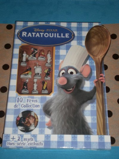 Dans ma collection: Ratatouille
