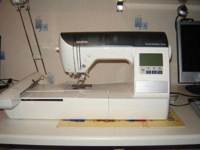 nouvelle machine a broder blog de didoune143. Black Bedroom Furniture Sets. Home Design Ideas