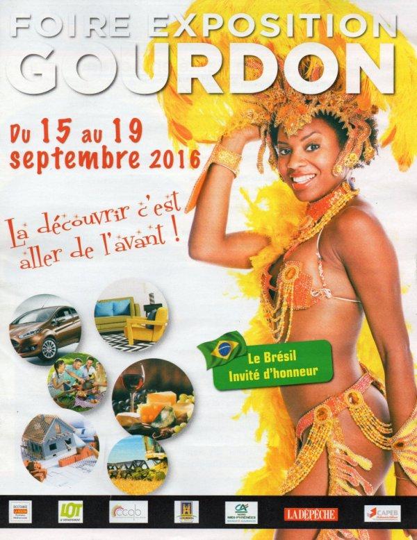 Dimanche prochain a Gourdon !!!
