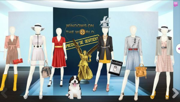 Nouvelle collection chez windows on the world
