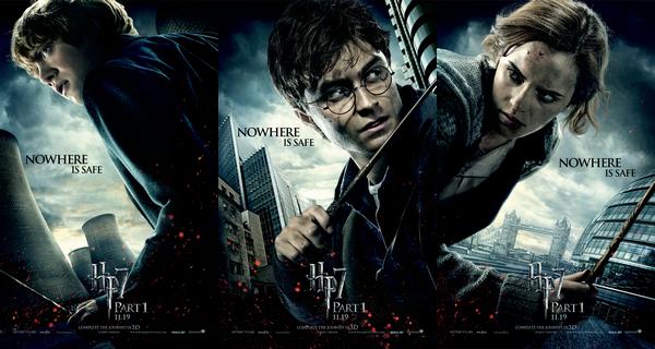 Harry potter and the deathly hallows les fruits ne sont - Harry potter 8 et les portes du temps bande annonce ...