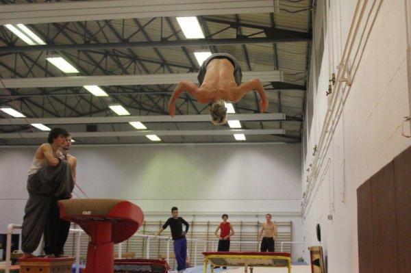 salto avant by Edwin CONDETTE