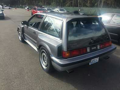 1984 Honda Civic RWD Swap honda Legend V6