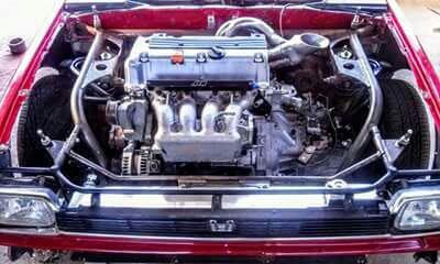 Civic 2G k24 RPP powwwaaaa