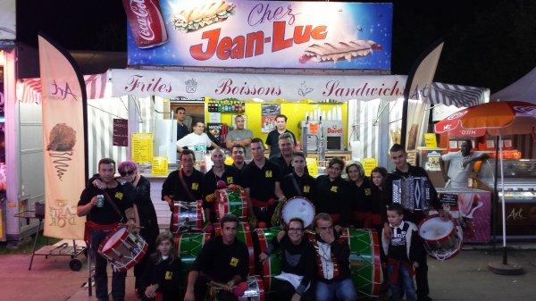 SORTIE la fête à NEUNEU chez Jean-Luc !!