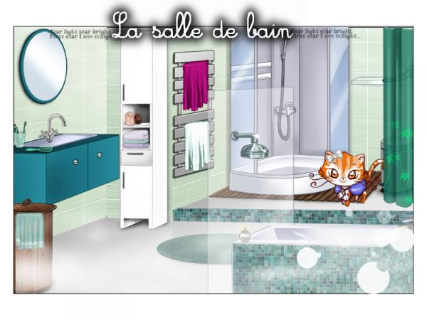Nouvelle Salle De Bain Ma Bimbo - Décoration de salle de bain