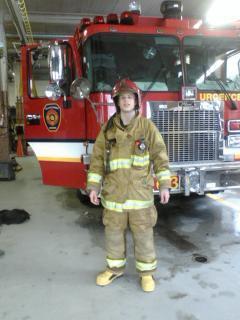 Rencontre pompier
