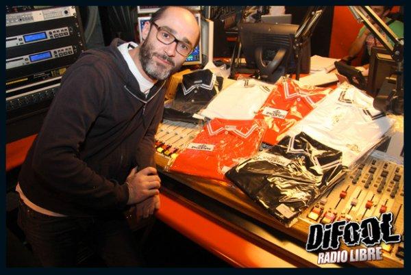 Exceptionnel !  Romano vous offre des cadeaux lundi soir dans la Radio libre  !!!!