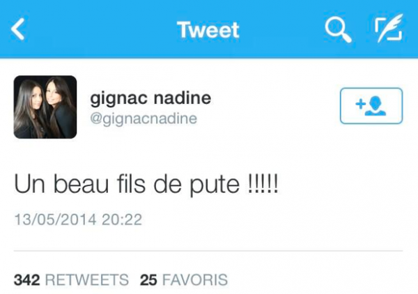 La copine de Nasri et la soeur de Gignac adorent Deschamps !!!!
