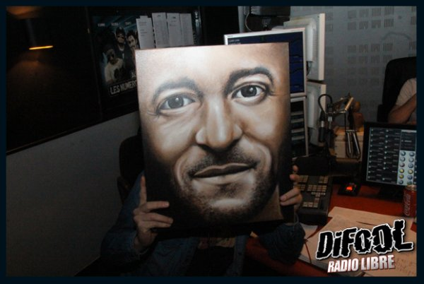 Le magnifique portrait de Difool