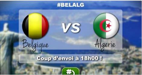 ALGERIE ou BELGIQUE??