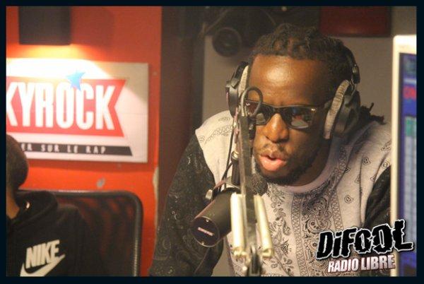 Youssoupha dans la Radio Libre de Difool !