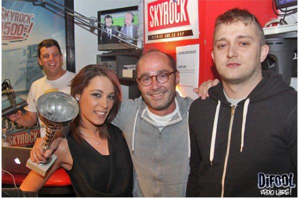 Vald et Nikita Bellucci dans la Radio Libre de Difool !
