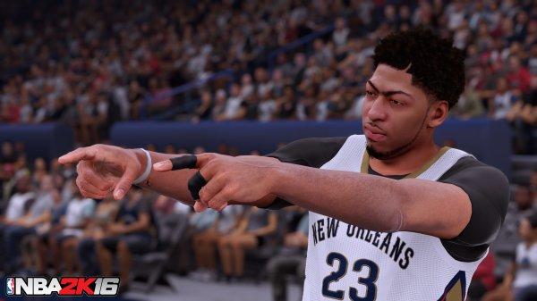 NBA2K16 � gagner dans l'�mission !