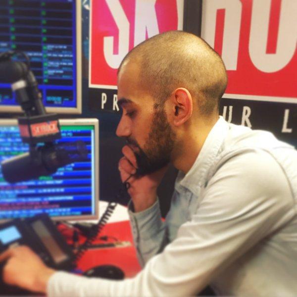Il est chelou le cr�ne de Karim !!!!