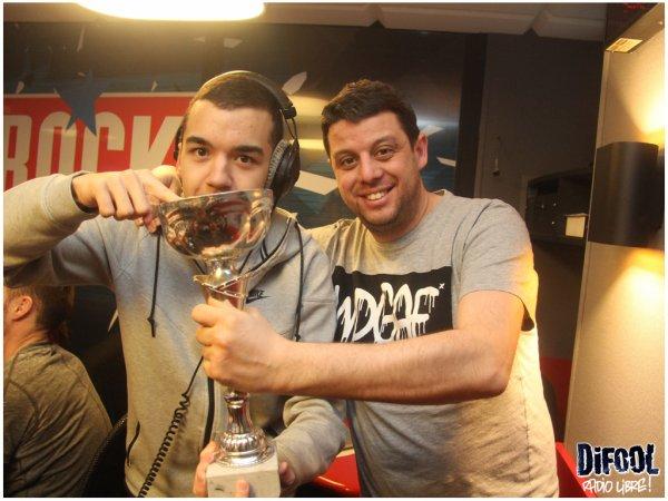 Bigflo et Oli en live dans Radio Libre de Difool